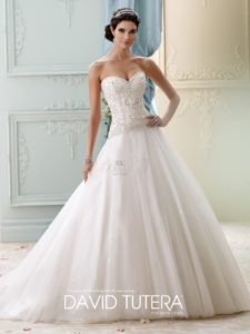 New Bridal Gown available at RUN for the DRESS