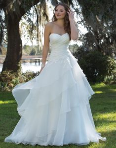 Buy a NEW Designer Gown for less at the RunForTheDress Event July 15 2018 www.Runforthedress.com.