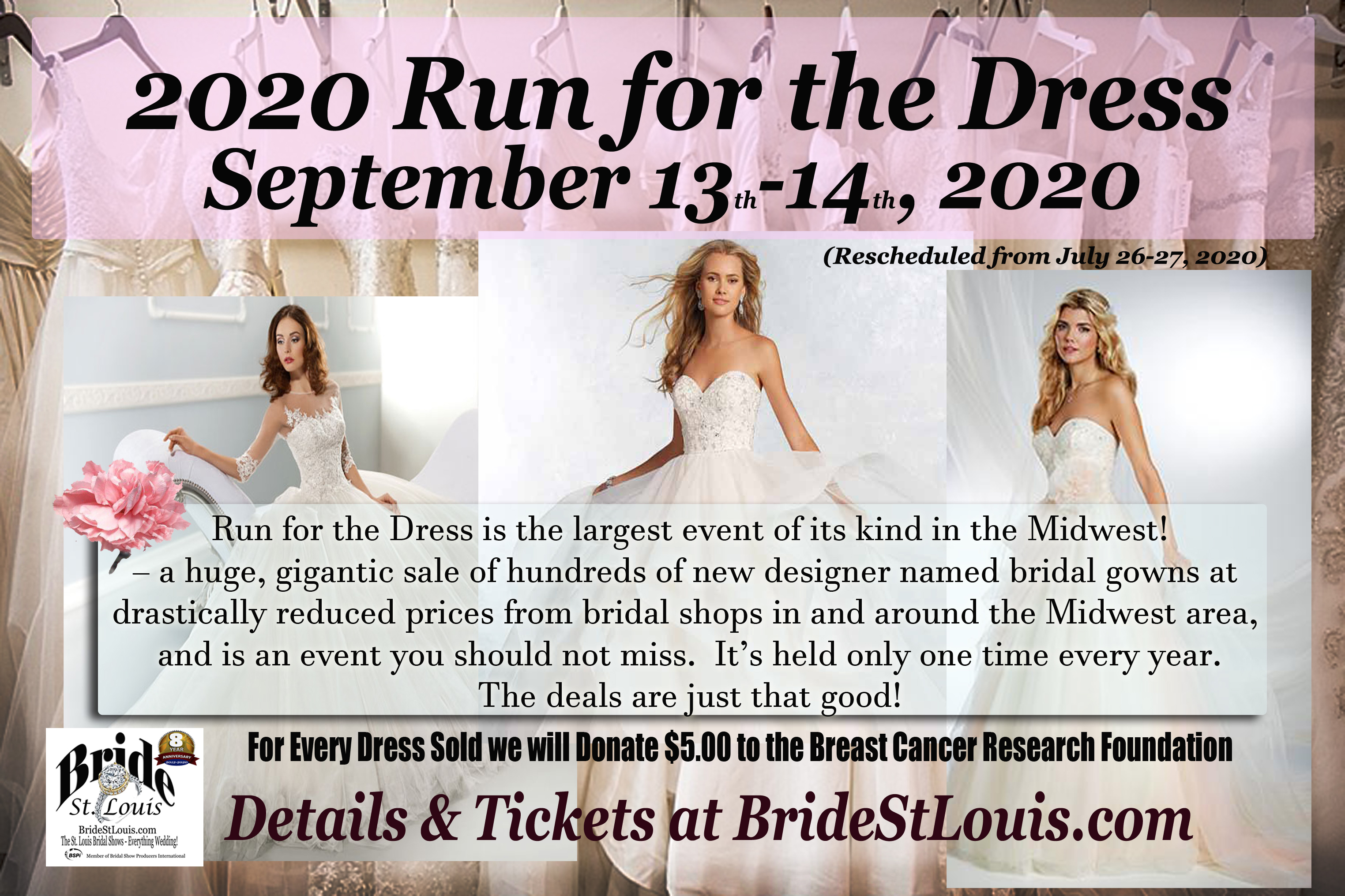Largest Bridal Gown Sale in the Midwest